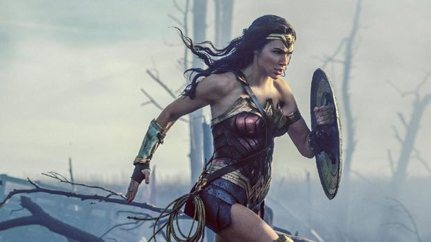 Samuel membantu memberi latar bagi film Wonder Woman.