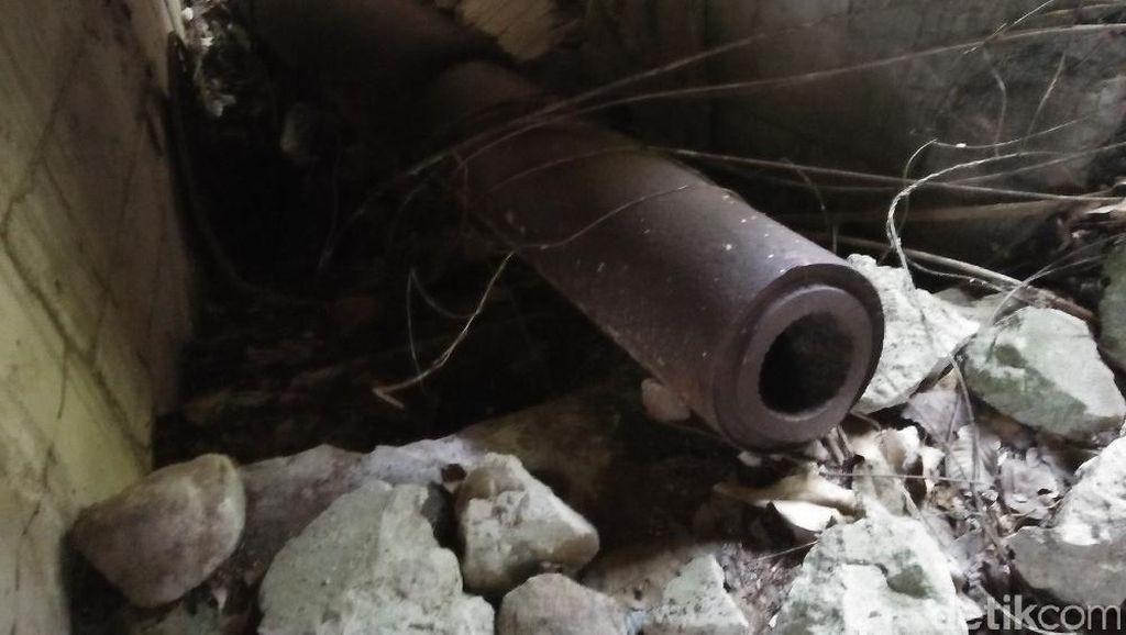 Penampakan Bunker Jepang yang Dilupakan di Sabang