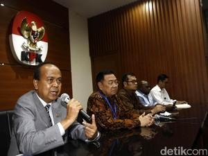 Komnas HAM Jumpa Pers Soal Perkembangan Kasus Novel Baswedan