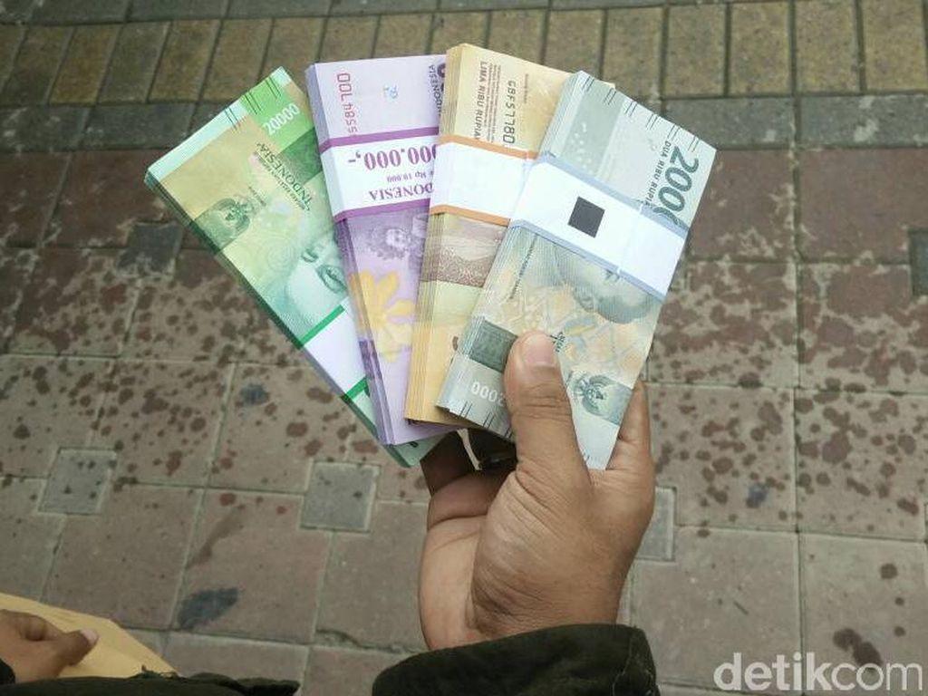 Susah Cari Inang-inang buat Tukar Uang