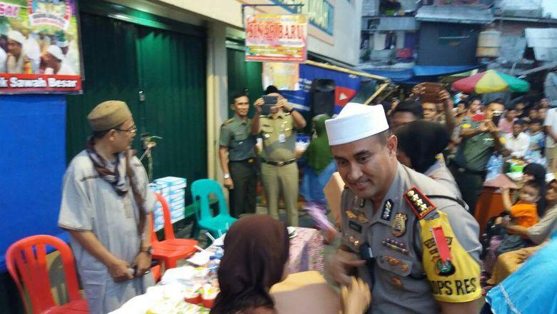 Polres Jakarta Pusat Gelar Acara Nongkrong Bareng Polisi