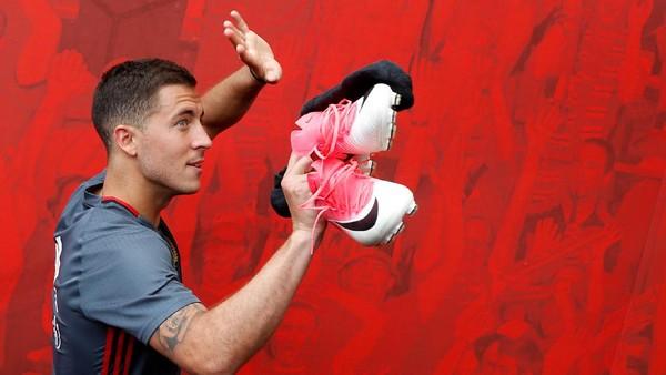 Apa Kata Hazard Usai Kembali Masuk Nominasi Ballon dOr?
