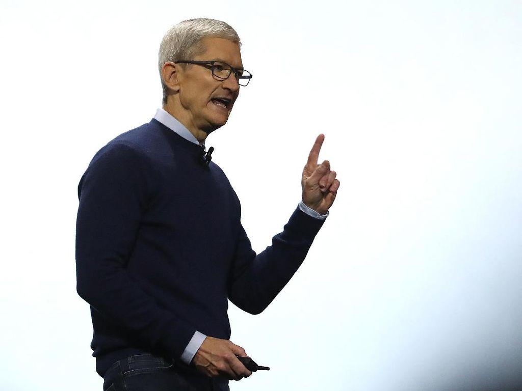 Bos Apple Sekarang ke Mana-mana Pakai Jet Pribadi