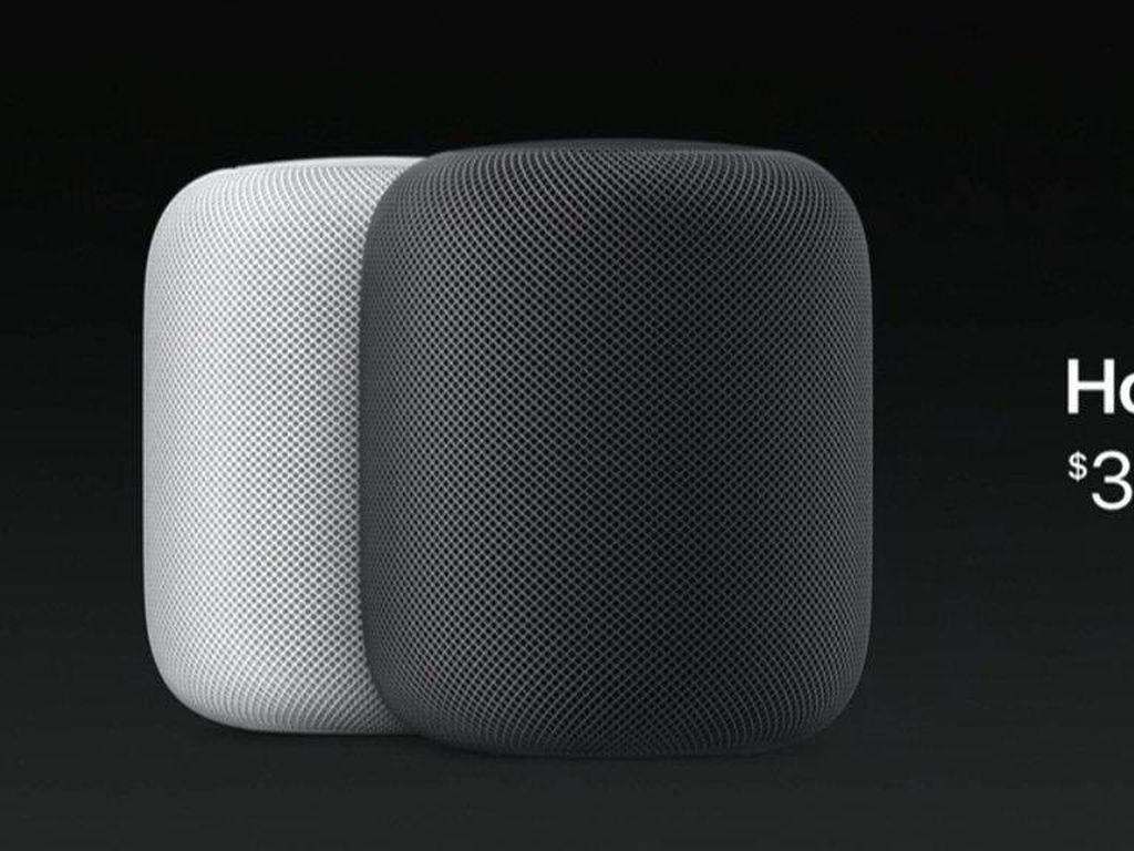 Penjualan Speaker Pintar Apple HomePod Molor, Kenapa?