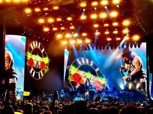 Konsep Reuni Berlanjut, Guns N Roses Siapkan Album Baru
