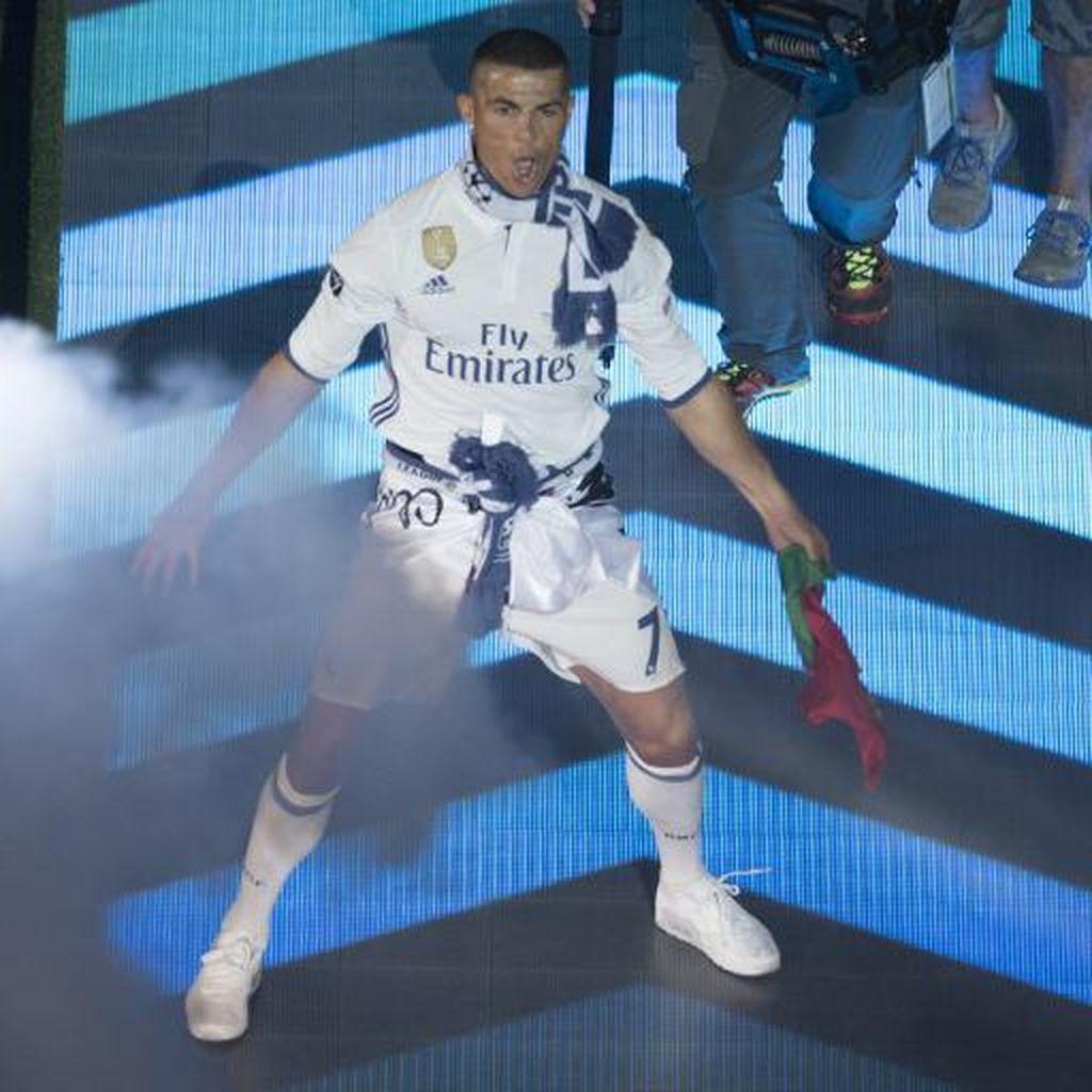 Inilah Alasan Ronaldo Pangkas Rambut Usai Madrid Juara Liga Champions