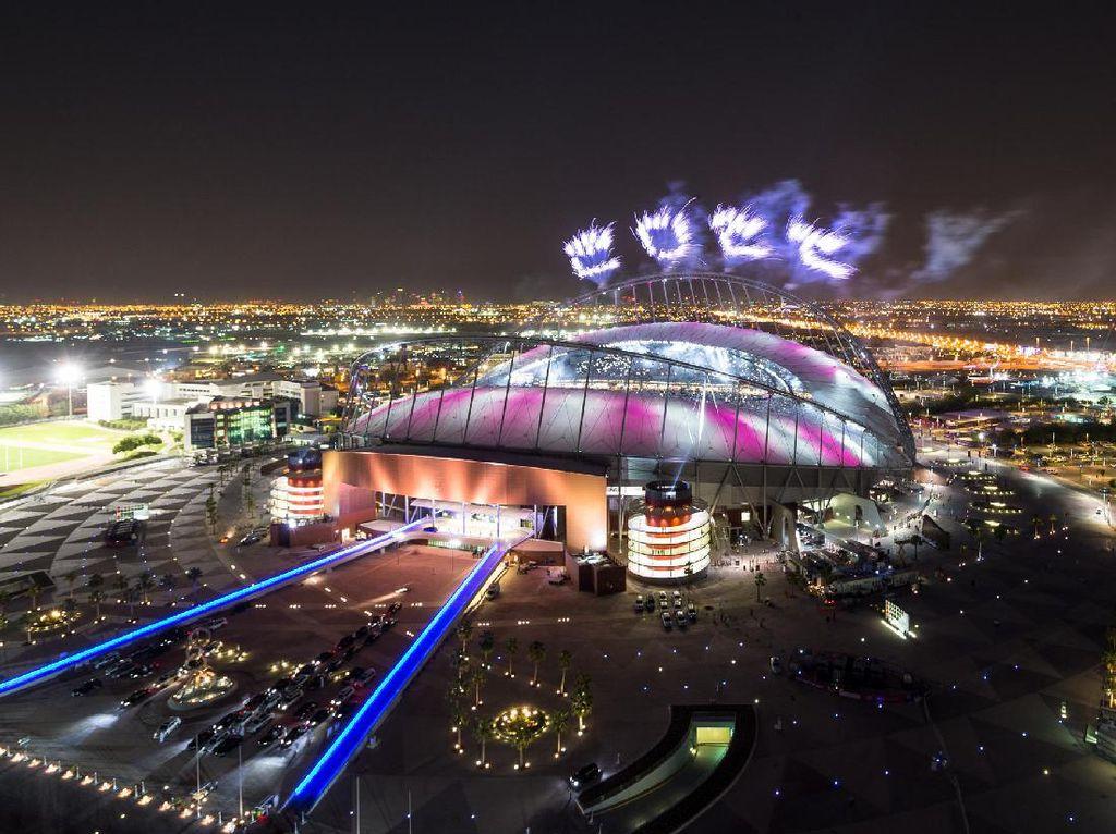 Krisis Politik Timur Tengah, Bagaimana Nasib Piala Dunia 2022 di Qatar?