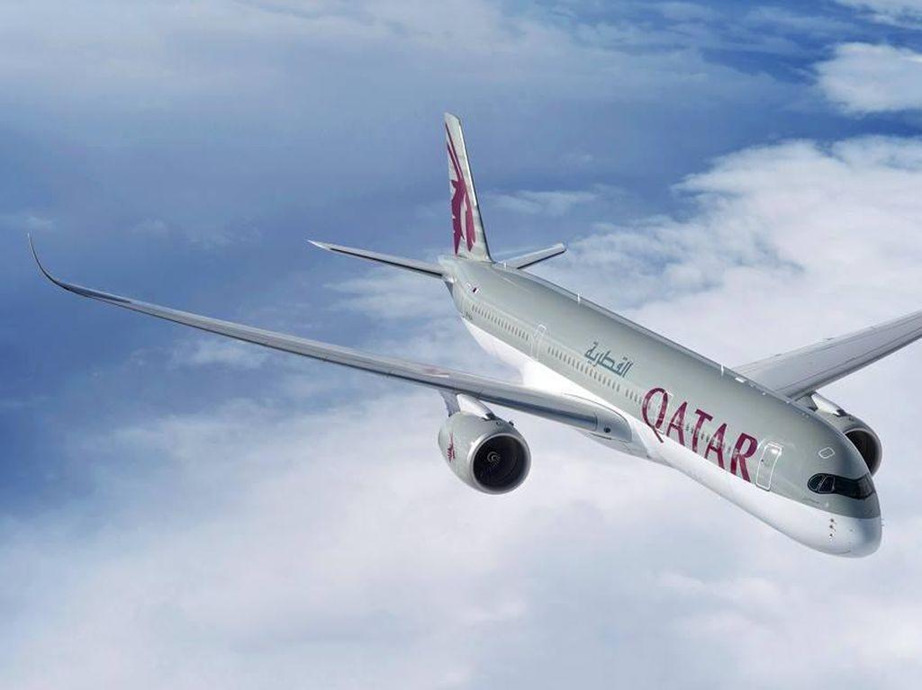 Menang PK, Qatar Airways Tak Bersalah soal Uang Hilang di Kabin