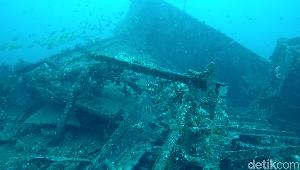 Titanic Rasa Indonesia: Wreck Sophie Rickmers di Sabang