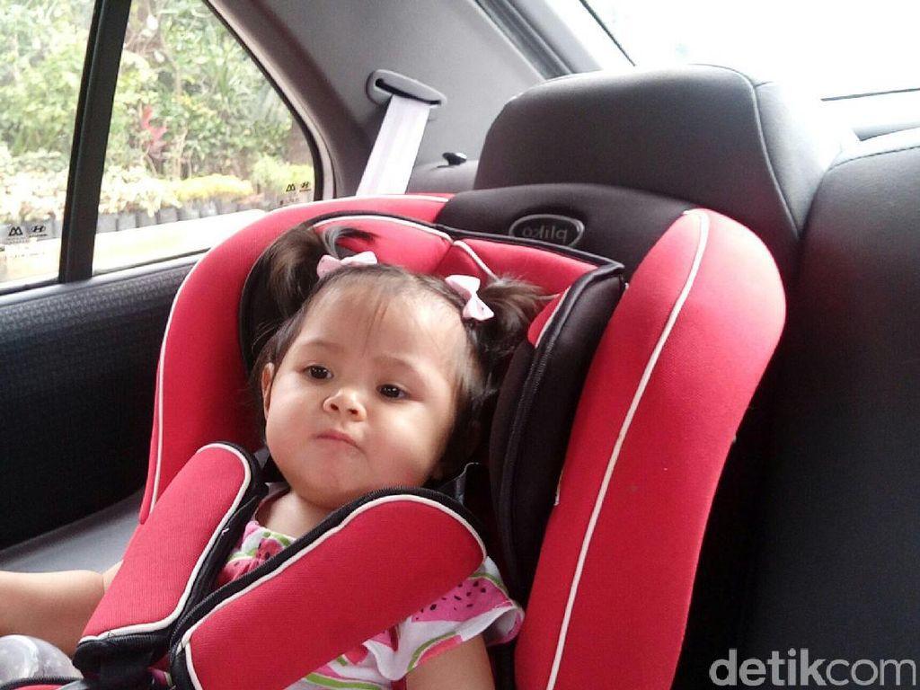 Tips Cegah Anak Mabuk Perjalanan Saat Mudik