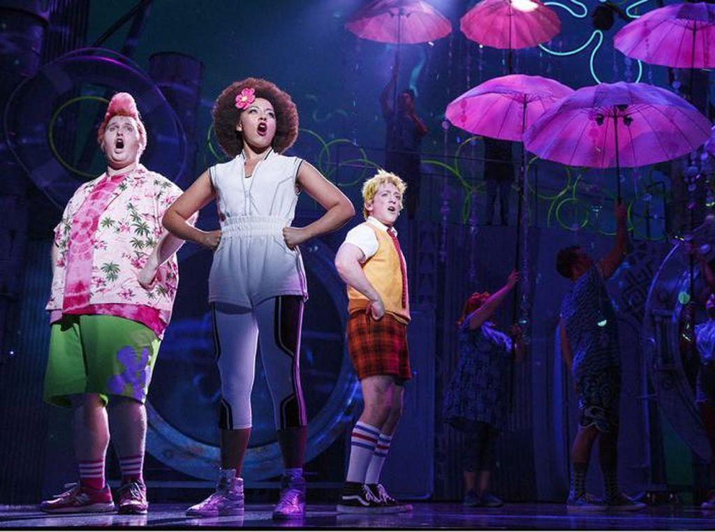 Mean Girls dan SpongeBob SquarePants Pimpin Nominasi Tony Awards
