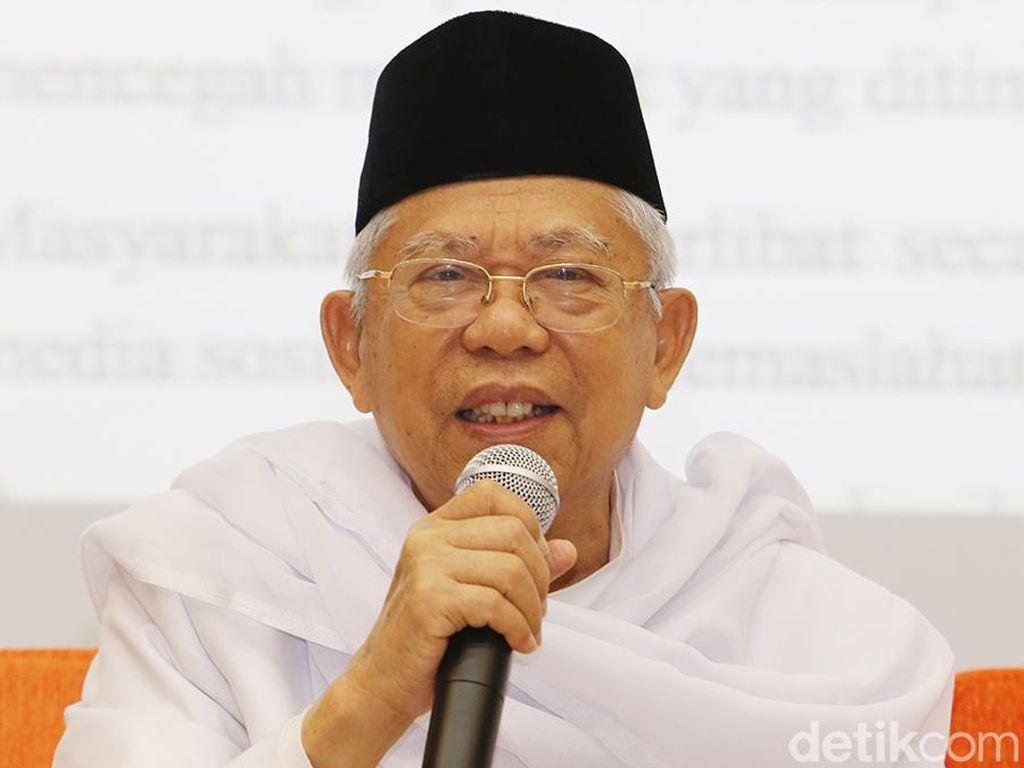 Sudahkah Anda Mengenal Maruf Amin? Ini Biografinya