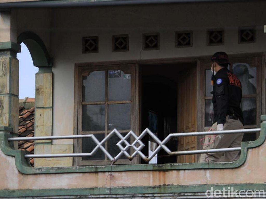 Ramuan Bom Panci Disita dari Rumah Terduga Teroris Kampung Melayu