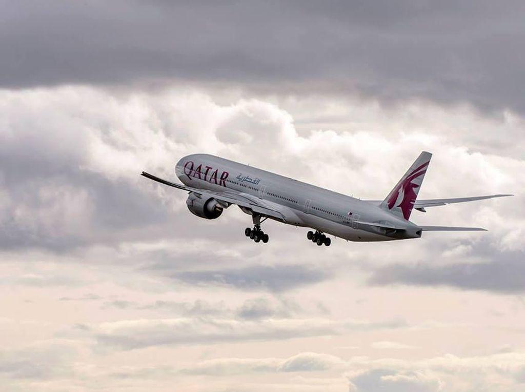 Qatar Airways Kembali Terbang ke London dan Lisbon