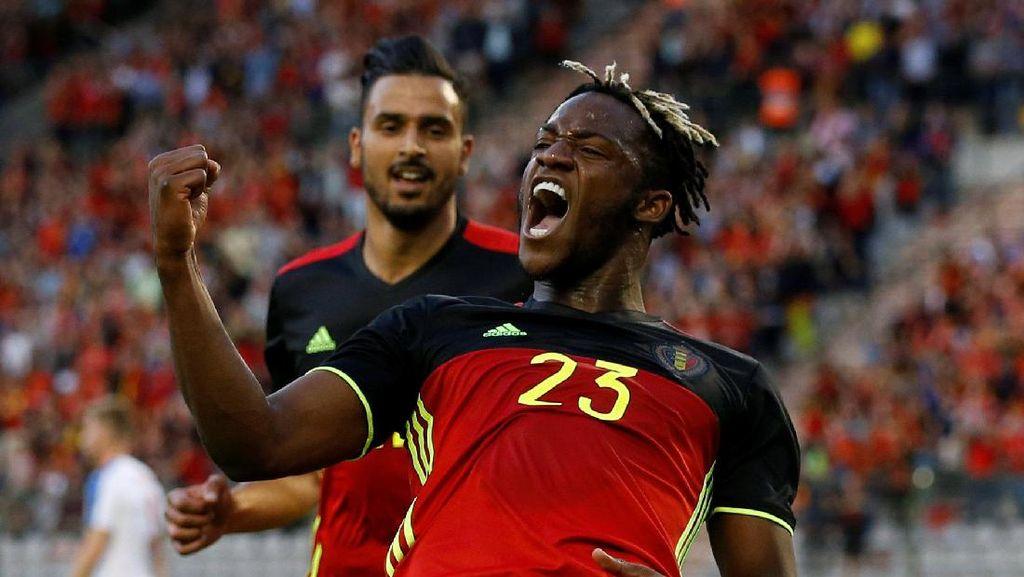Belgia versus Ceko 2-1
