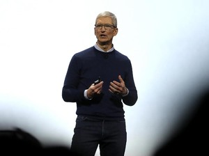 Kisah Tim Cook, CEO Gay Super Tajir