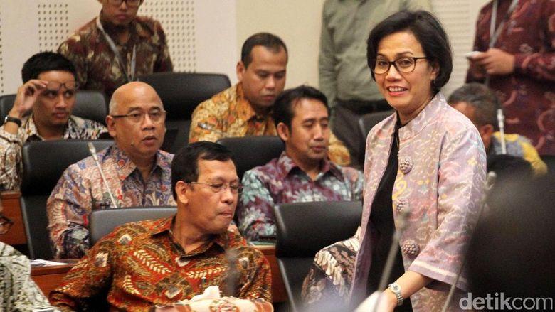 Kumpulkan Pejabat Pajak, Sri Mulyani Beri Arahan Soal Kejar Setoran