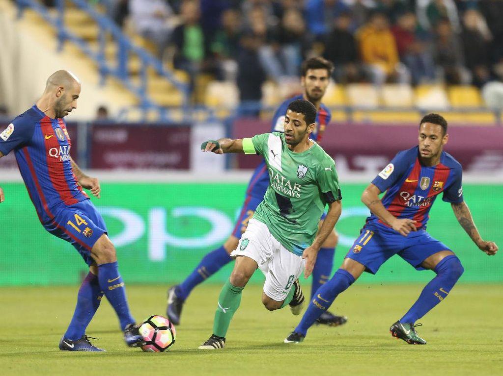 Qatar Dicerai Negara-negara Arab, Sepakbola Kena Imbasnya