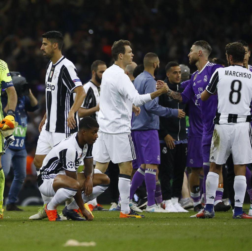 Lichtsteiner: Cepat atau Lambat Juventus Akan Juara Liga Champions
