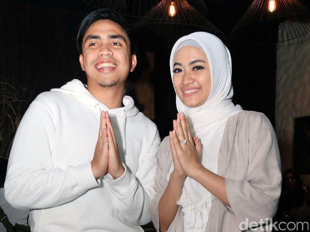Delapan Tahun Lagi, Ditto dan Ayudia Ingin Berkebun di Bali