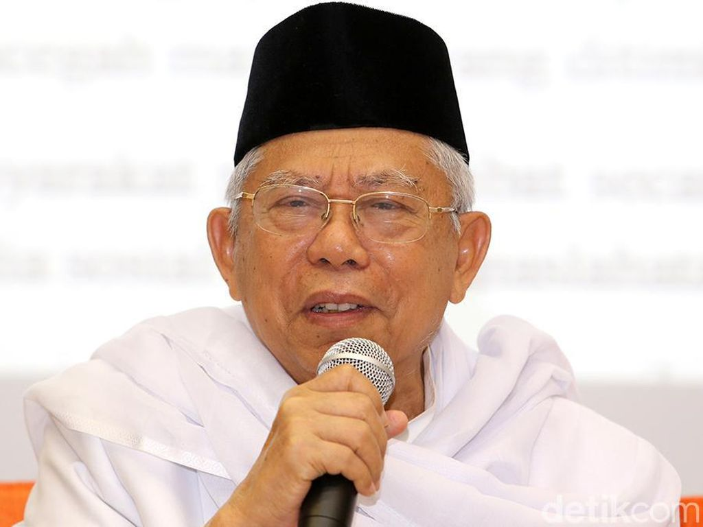 Maruf Amin Jadi Cawapres, Ini Kata Ulama Aceh