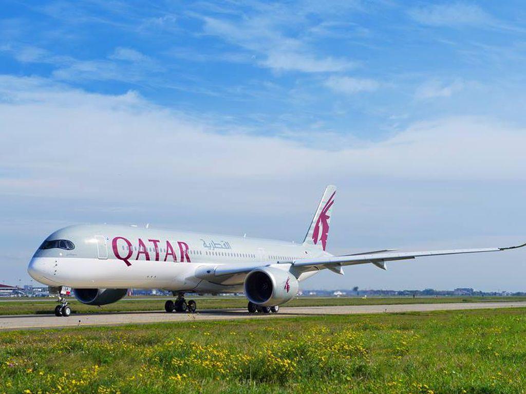 Qatar Airways Tuntut UEA, Bahrain, Arab Saudi dan Mesir ke Arbitrase