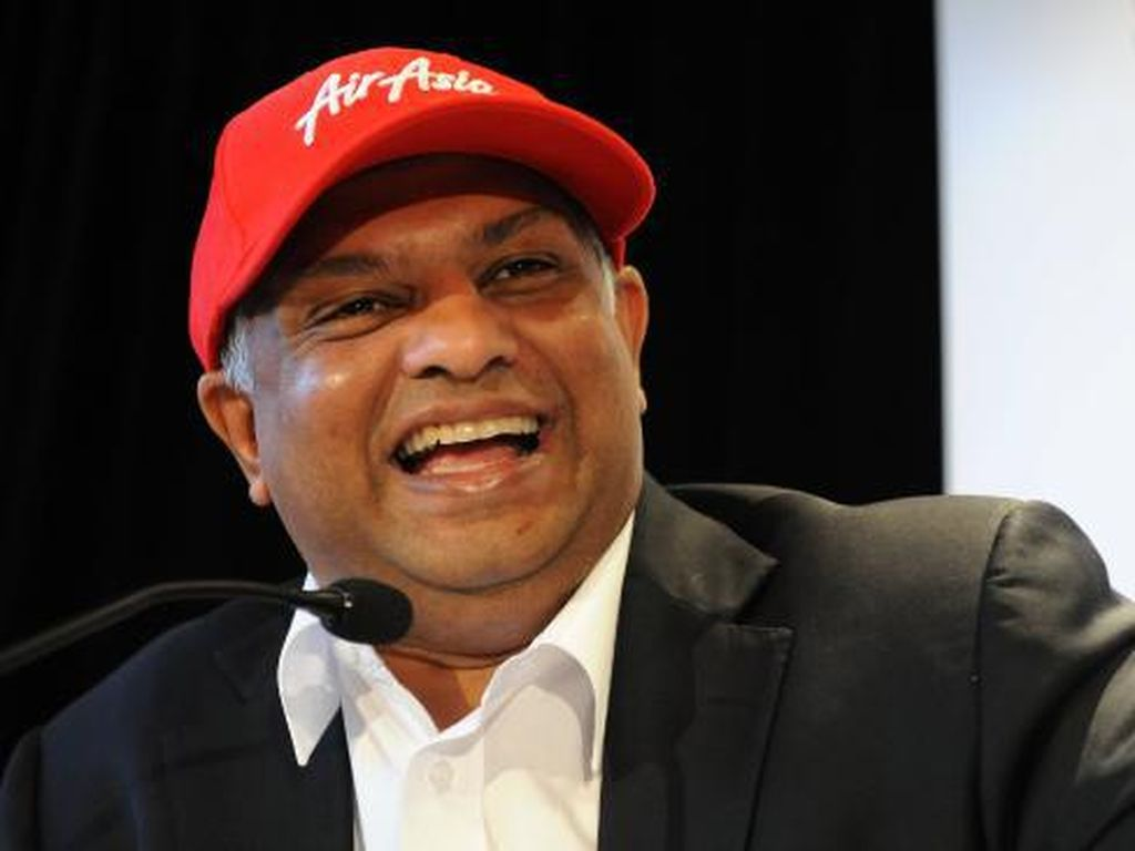 Profil Tony Fernandes, Bos AirAsia yang Mundur Terkait Kasus Suap