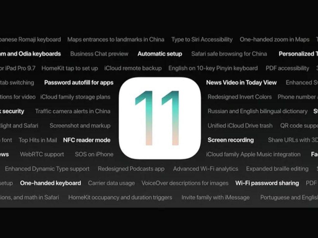 Apple Sebar iOS 11.1 untuk Pengembang, Apa yang Baru?