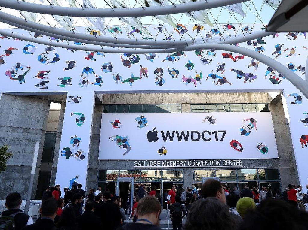 Kemeriahan Pesta Developer Apple 2017