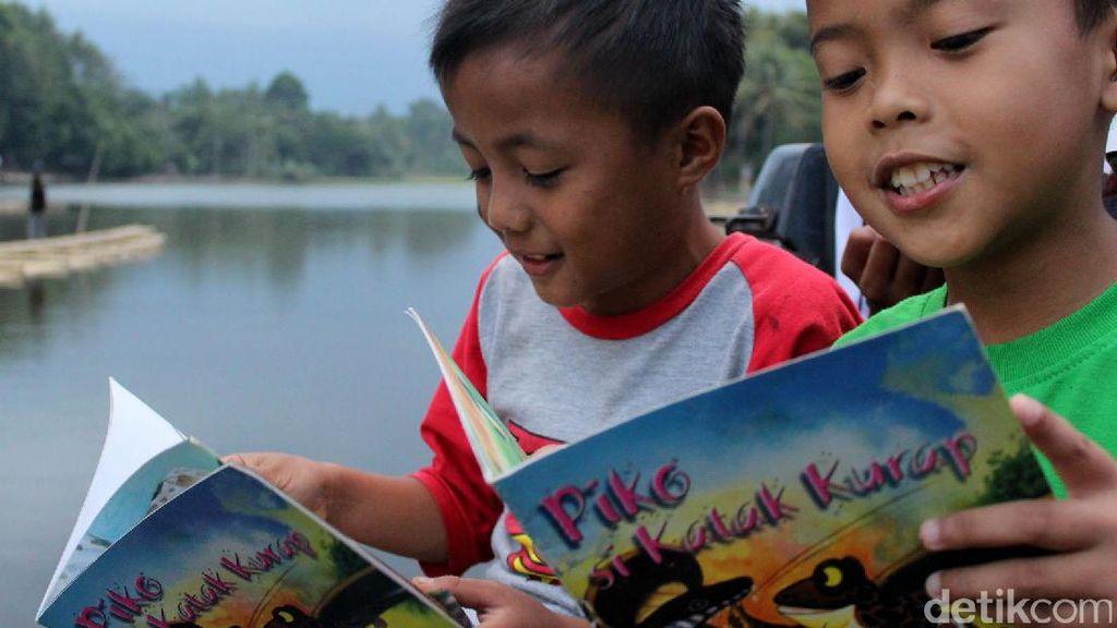 4 Tips Agar Membaca Jadi Lebih Menyenangkan untuk si Kecil