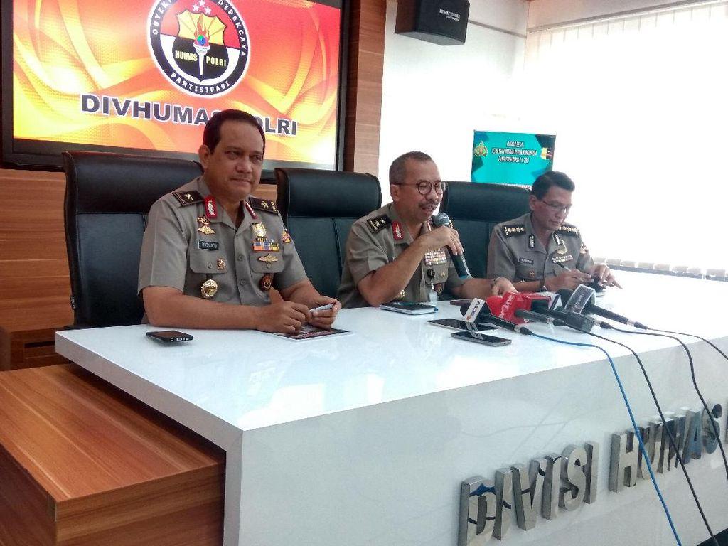 Polisi Tangkap Penjual Bubur Terkait Bom Kampung Melayu