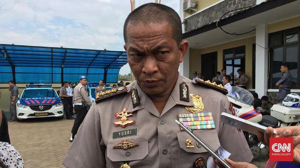 Kabid Humas Polda Metro Jaya Yusri Yunus menyebut sang sopir sudah menyampaikan soal kesalahpahaman penumpang.