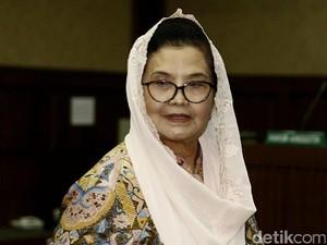Eks Menkes Siti Fadilah Divonis 4 Tahun Penjara