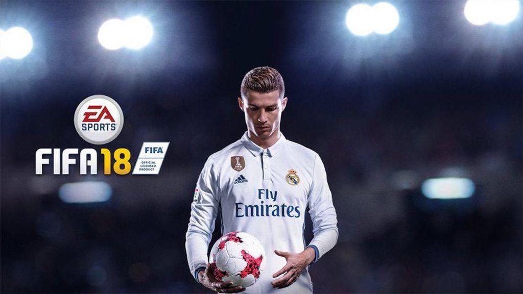 Penjualan Game FIFA 18 Versi Fisik Menurun, Ada Apa?