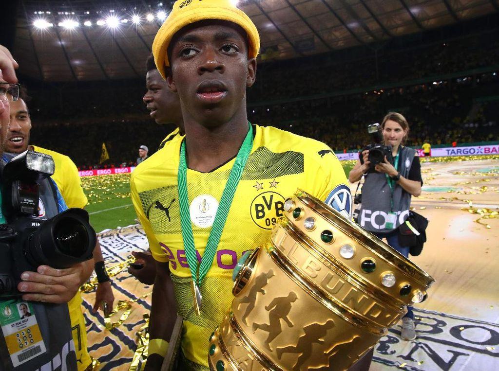 Dortmund Sejak 2016: Jual 7 Pemain Depan, Dapat Rp 5 Triliun