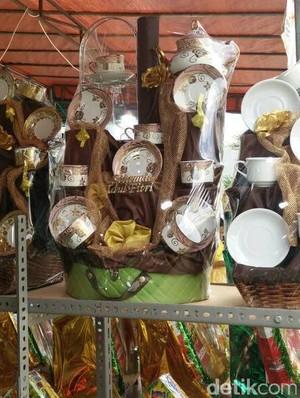 Jualan Parsel Selama Ramadan Bisa Raup Omzet Hingga Rp 60 Juta