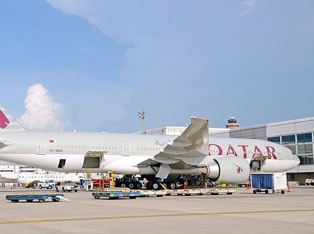 Digempur Corona, Qatar Airways Siap-siap Pangkas Pegawai