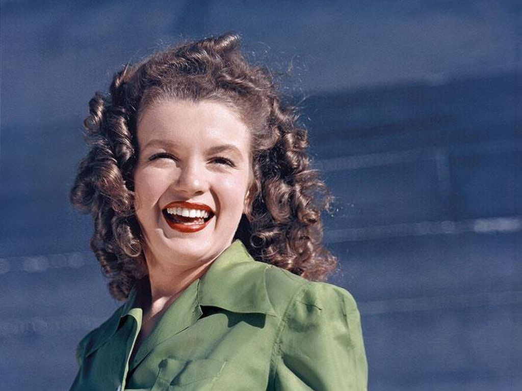15 Foto Langka Marilyn Monroe Sebelum Terkenal