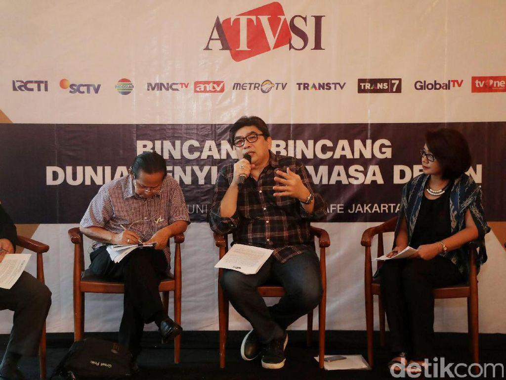 Diskusi Dunia Penyiaran Masa Depan