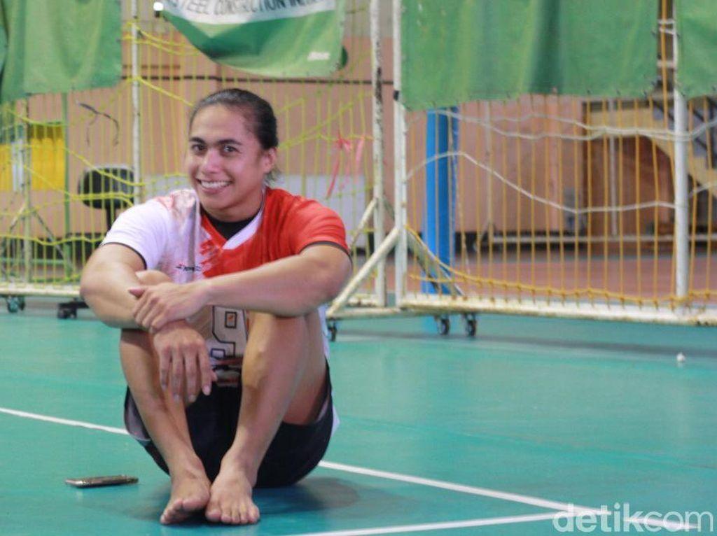 Profil Aprilia Manganang yang Dulu Eksis sebagai Pevoli Putri