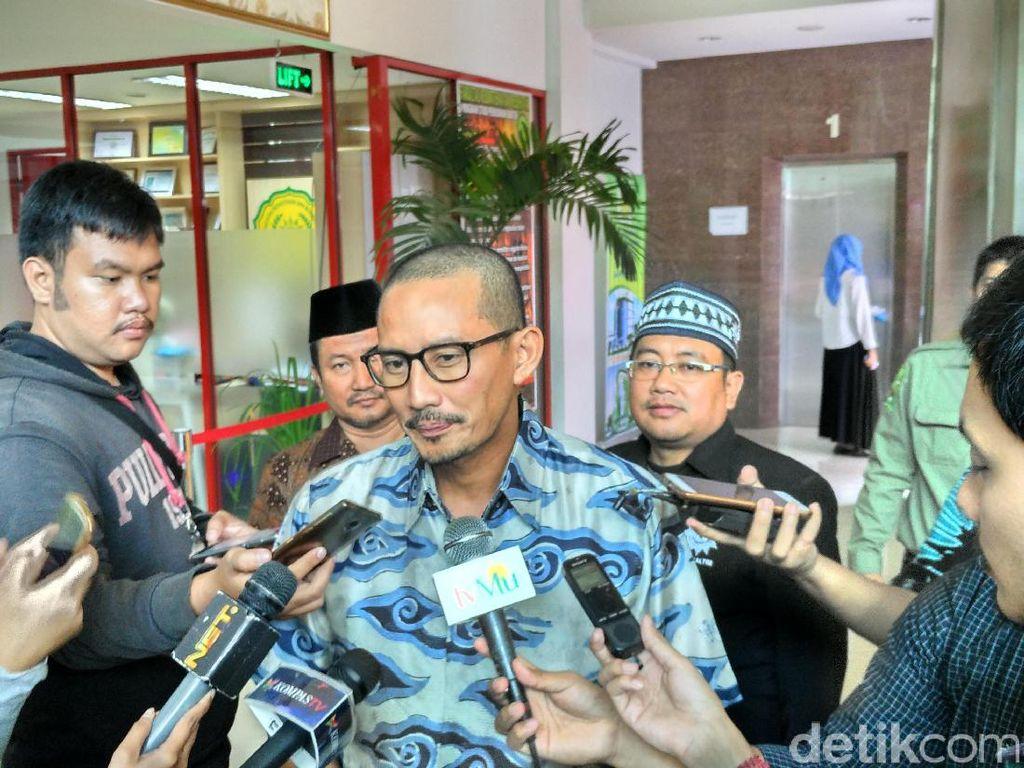 Sandiaga Ingin Warga yang Urbanisasi ke Jakarta Punya Keahlian
