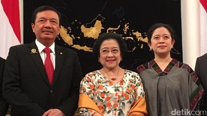 Megawati Jadi Ketua Dewan Pengarah UKP Pancasila