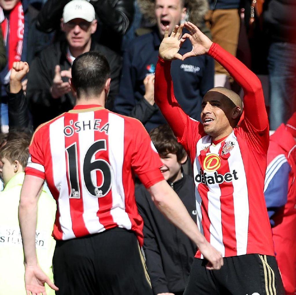 Juru Kunci Liga Inggris, Sunderland Dapat Uang Lebih Banyak Dibanding Madrid di Liga Champions