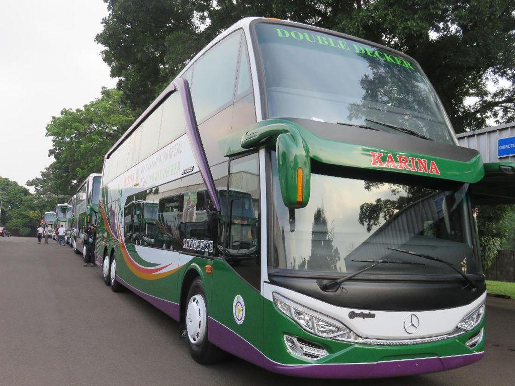 Pemerintah Diminta Tegas pada PO Bus Gelap