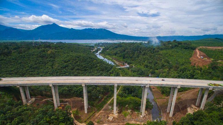 Menteri PUPR Bicara Soal Indahnya Pemandangan di Tol Bawen-Salatiga