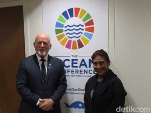 Seruan Susi di Forum PBB: Berantas Habis Maling Ikan!