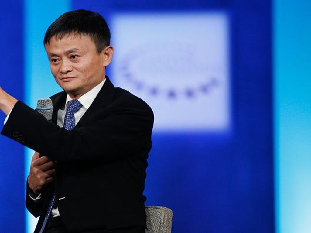 Jack Ma: Para Pendiri Alibaba Bukan Orang Pintar, Tapi...