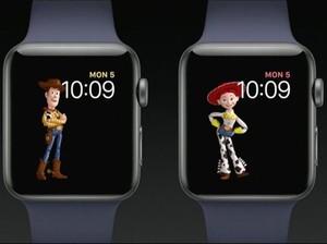 Toy Story Hadir di watchOS 4