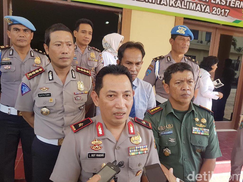 Densus 88 Tangkap 3 Terduga Teroris di Banten