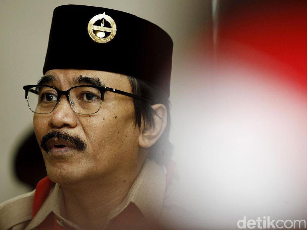 Temui Jokowi, Adhyaksa Dault akan Klarifikasi soal HTI